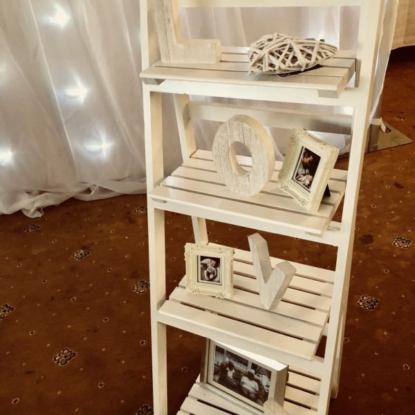 Wedding Love Letters Display