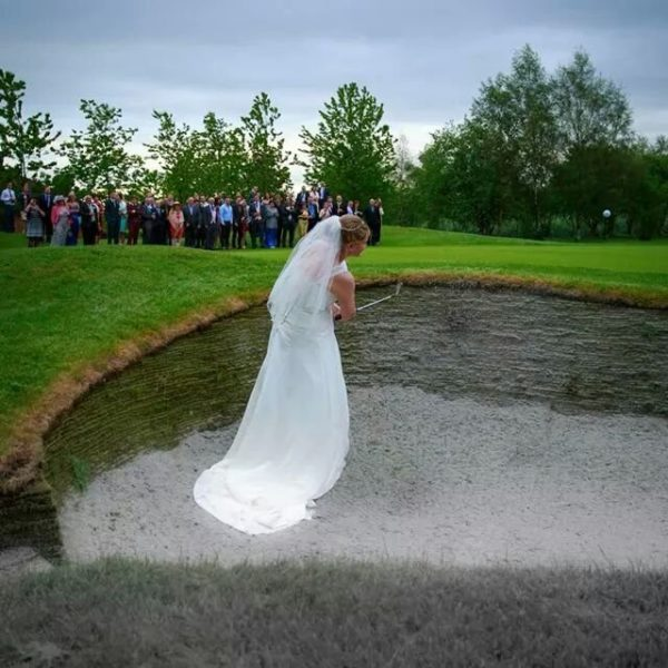 Bride in the Bunker